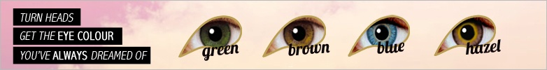 Brown Contact Lenses