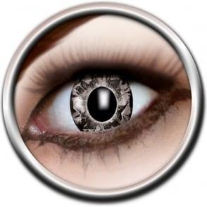 Eye Catcher Tone Lenses - Three Tone - Grey Burst (A62) - (Usage: 12 Months - 1 Pair)
