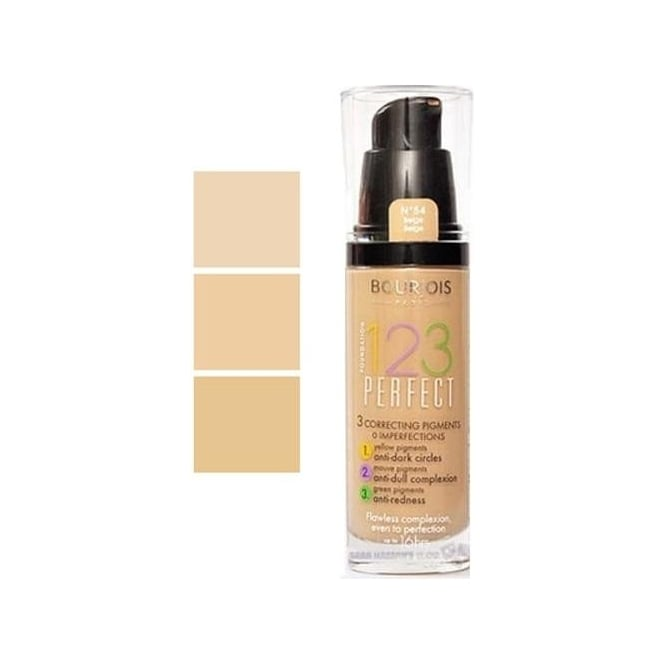 Bourjois 123 Perfect Foundations 30ml