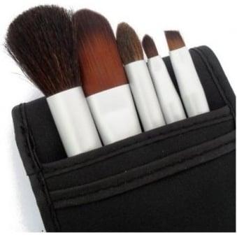 5 Piece Essential Brush Set