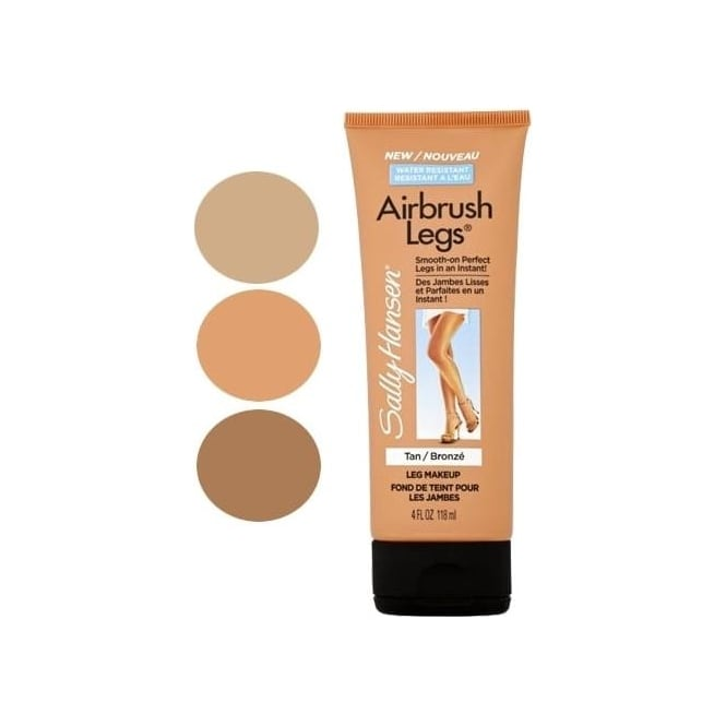 Sally Hansen Airbrush Legs Water-Resistant Lotion 118ml