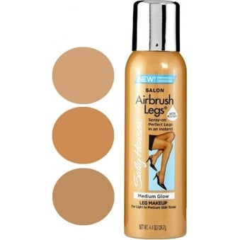 Airbrush Legs - Water Resistant Spray-On Instant Perfect Legs 75ml