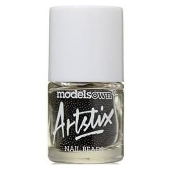 Artstix Nail Beads - Black
