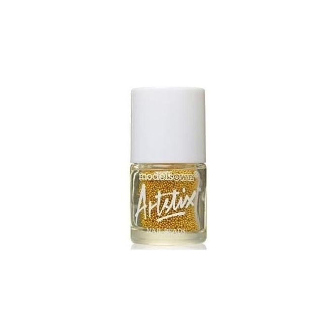 Models Own Artstix Nail Beads - Gold