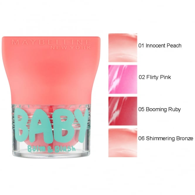 Maybelline Baby Lips Balm And Blush