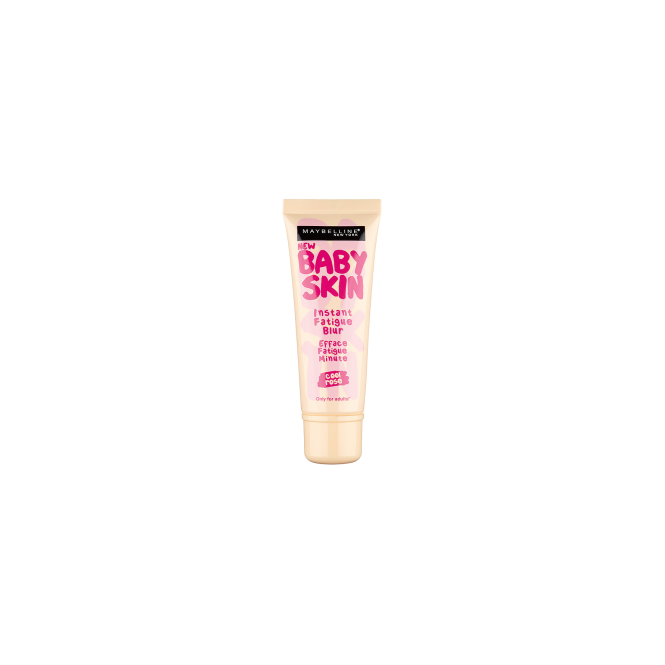Maybelline Baby Skin Instant Fatigue Blur Primer - Cool Rose (22ml)