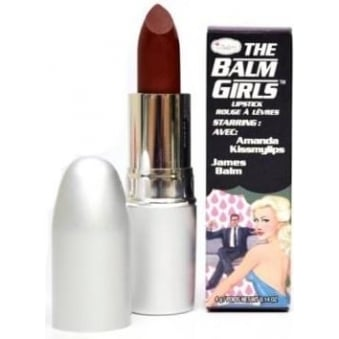 Balm Girls Lipstick - Amanda Kiss My Lips
