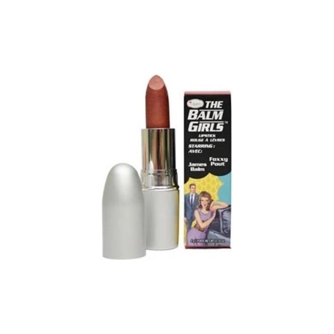 TheBalm Balm Girls Lipstick - Foxxy Pout