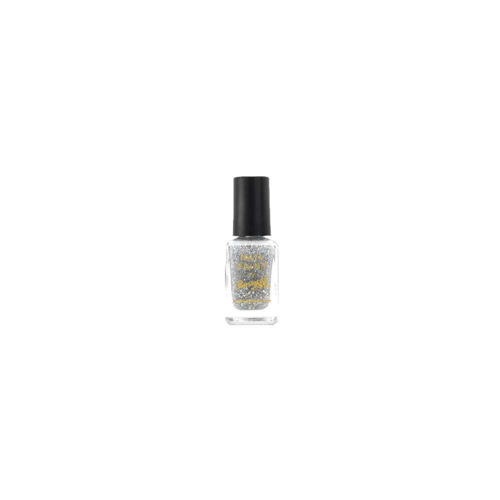 Barry M Nail Paint Polish - Diamond Glitter (350)