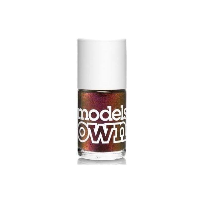 Models Own Beetlejuice Nail Polish Collection - Pinky Brown 14mL