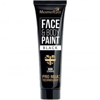 Black Face & Body Cream 16.6ml (86011)