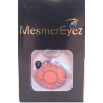 Blind Twilight Volturi Fancy Dress Accessories One Day Halloween Contact Lenses (1 Pair)