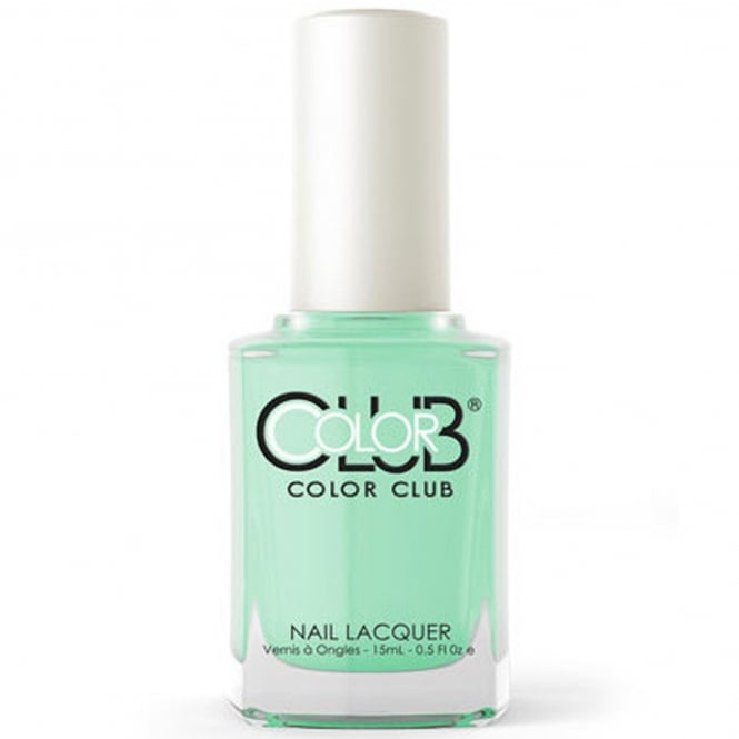 Color Club Blossoming Nail Polish Collection- Blue Ming 15mL (954)
