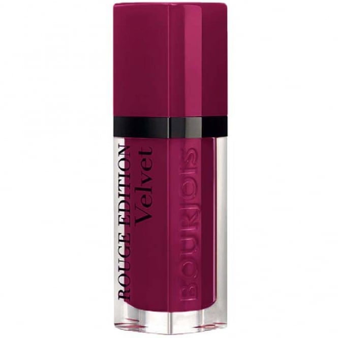 14 Best Images About Plum And Gray Decor On Pinterest: Bourjois Rouge Edition Velvet Lipstick