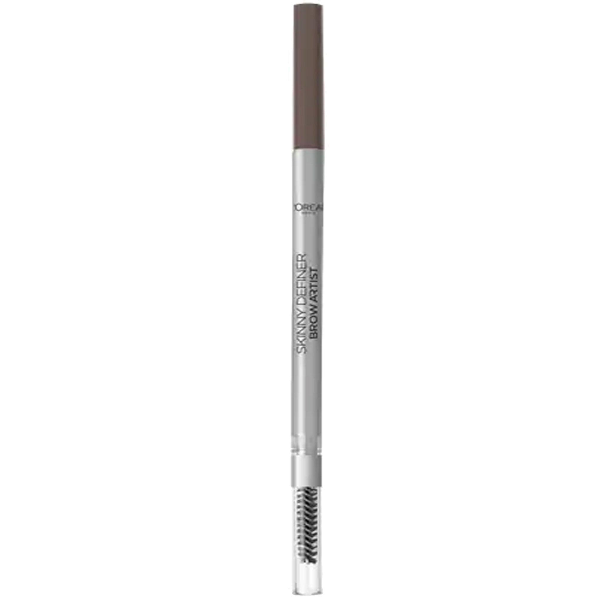 L Oreal Brow Artist Skinny Definer Eyebrow Pencil Dark Brunette 108
