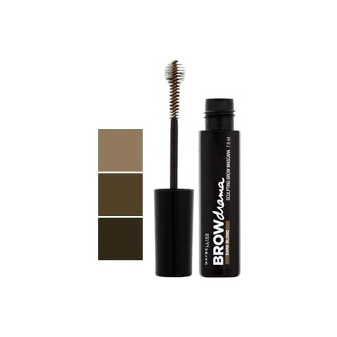 "Maybelline ""Brow Drama"" Sculpting Brow Mascara 7.6ml"