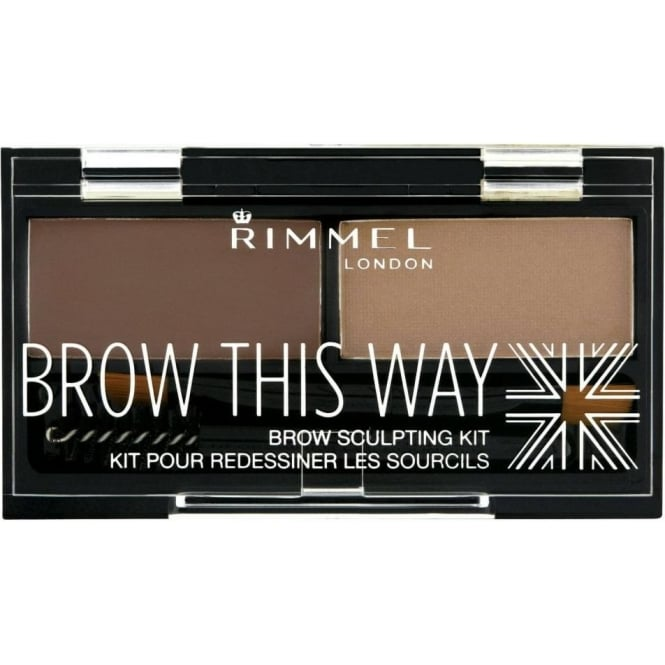 "Rimmel ""Brow This Way"" Brow Sculpting Kit"