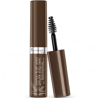 Brow This Way Brow Styling Gel - Dark Brown 003