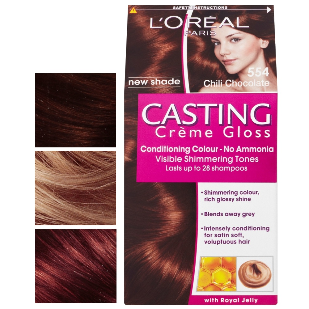 L Oreal Casting Creme Gloss Conditioning Hair Colour