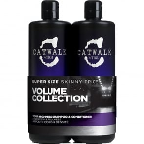 Catwalk - Your Highness Tween Shampoo & Conditioner Duo For Body and Fullness 2x 750ml