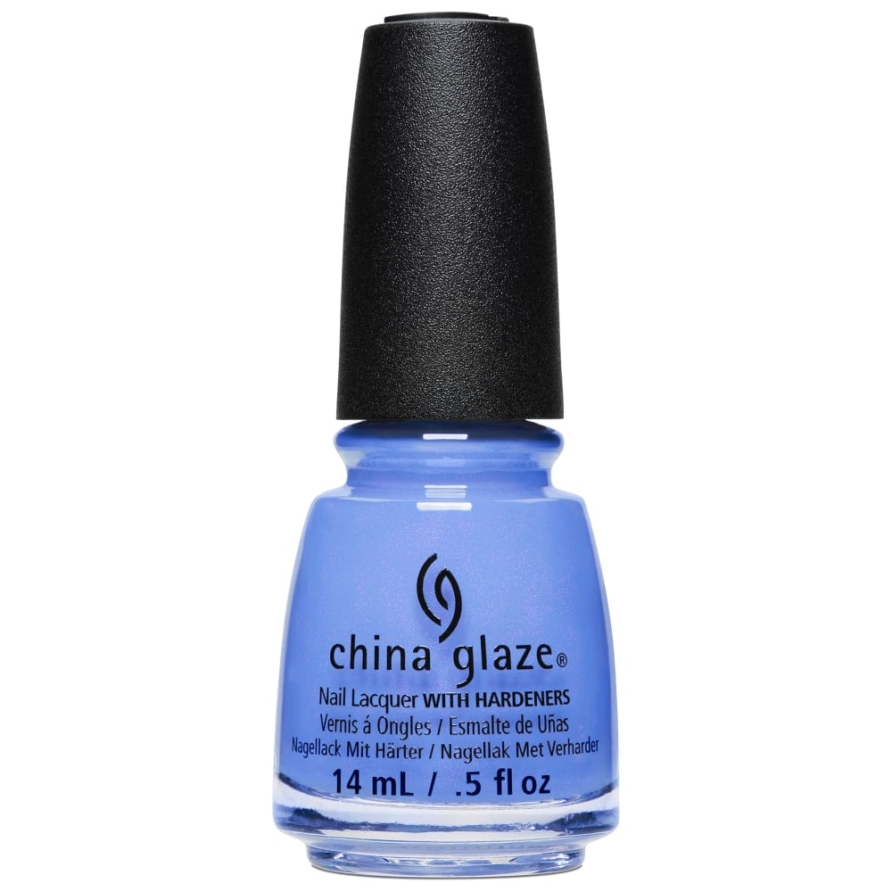 Blue Nail Polish Names: China Glaze Chic Physique 2018 Collection