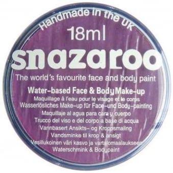 Classic Colours Water Based Face & Body Paint - Lilac 18ml
