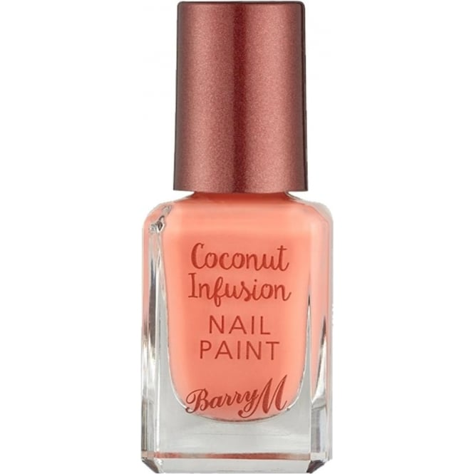 Barry M Coconut Infusion 2016 Nail Polish Collection - Flamingo 10ml (CINP6)