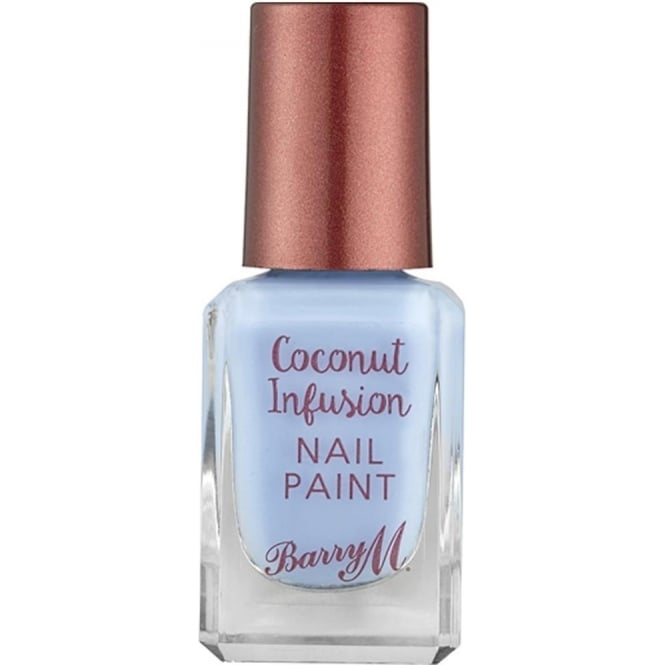 Barry M Coconut Infusion 2016 Nail Polish Collection - Laguna 10ml (CINP1)