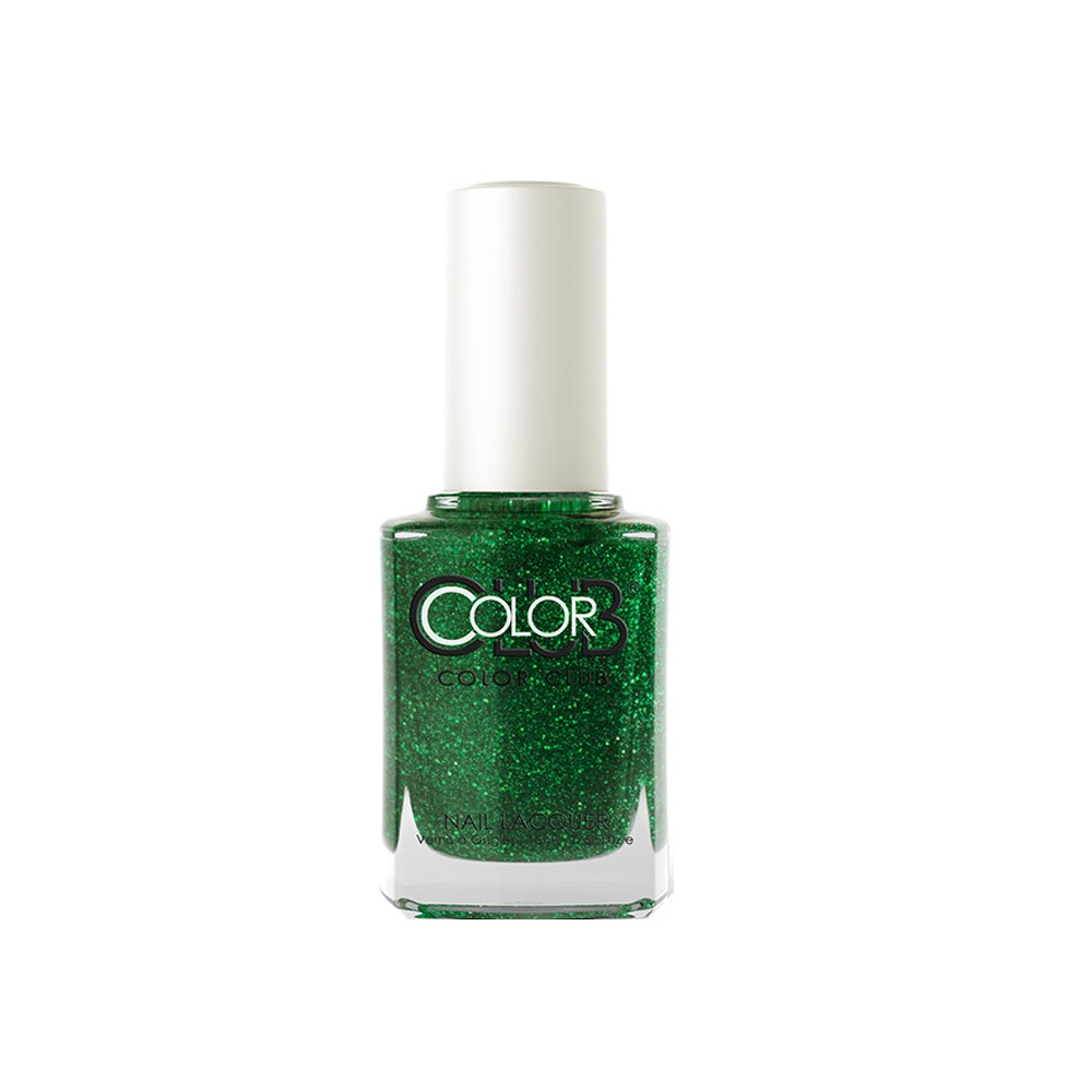 Color Club Object of Envy Nail Polish is available at Hunt or Dye