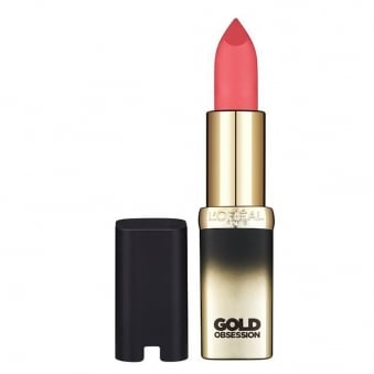 Color Riche Gold Obsession Lipstick - Pink Gold 5ml