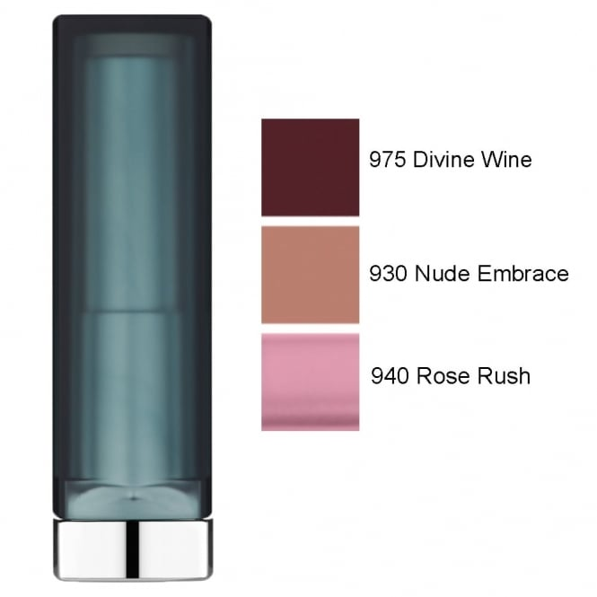 Maybelline Color Sensational The Creamy Mattes Lipstick