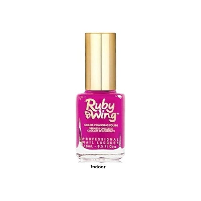 Ruby Wing Colour Changing Festival Paint Nail Polish Collection - Crowd Surf 15ml