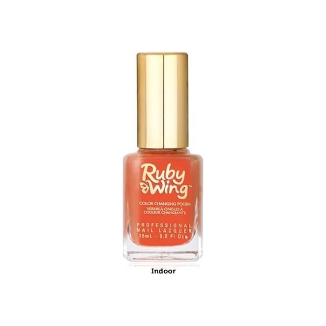Ruby Wing Colour Changing Nail Polish - Cypress 15ml