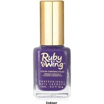 Colour Changing Nail Polish - Eclipse 15ml