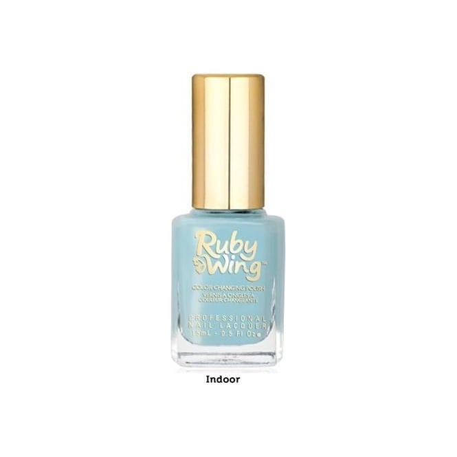 Ruby Wing Colour Changing Nail Polish - Moonstone 15ml