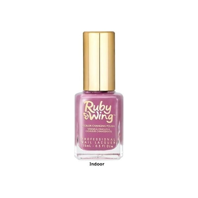 Ruby Wing Colour Changing Nail Polish - Mystic 15ml