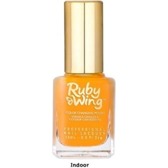 Colour Changing Nail Polish - Wild Flower 15ml