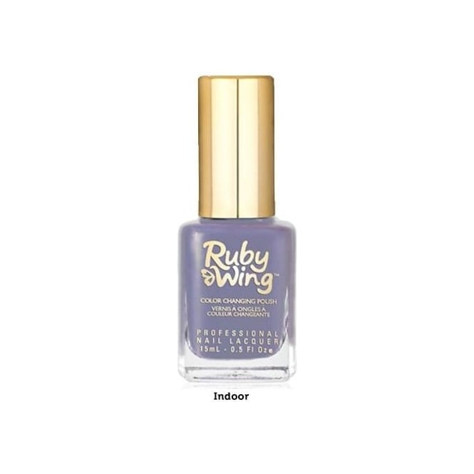 Ruby Wing Colour Changing Nail Polish - Zen Garden 15ml