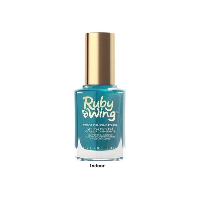 Ruby Wing Colour Changing Wicked West Nail Polish Collection - Wanted Dead Or Alive 15ml