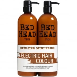 Colour Goddess Tween Shampoo & Conditioner Duo (For Coloured Hair) 2x 750ml