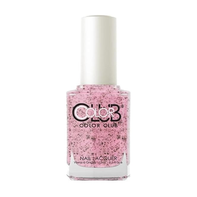 Color Club Cookies and Cream Nail Polish Collection - Double Scoop (LS08) 15mL
