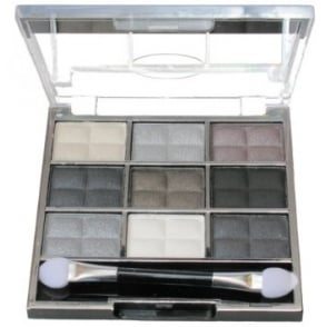 Crazy Halloween Eyeshdow - Grey Collection Palette