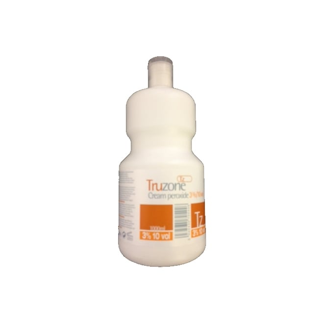 Truzone Cream Peroxide 3% - 10 Vol 1000ml