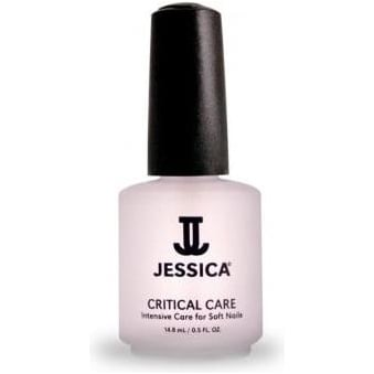 Critical Care Basecoat And Topcoat For Soft Nails
