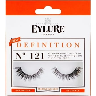 Definition Reusable Strip Lashes - (121)