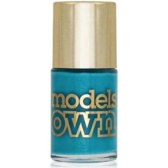 Diamond Luxe Nail Polish Collection 2014 - Asscher Blue 14ml