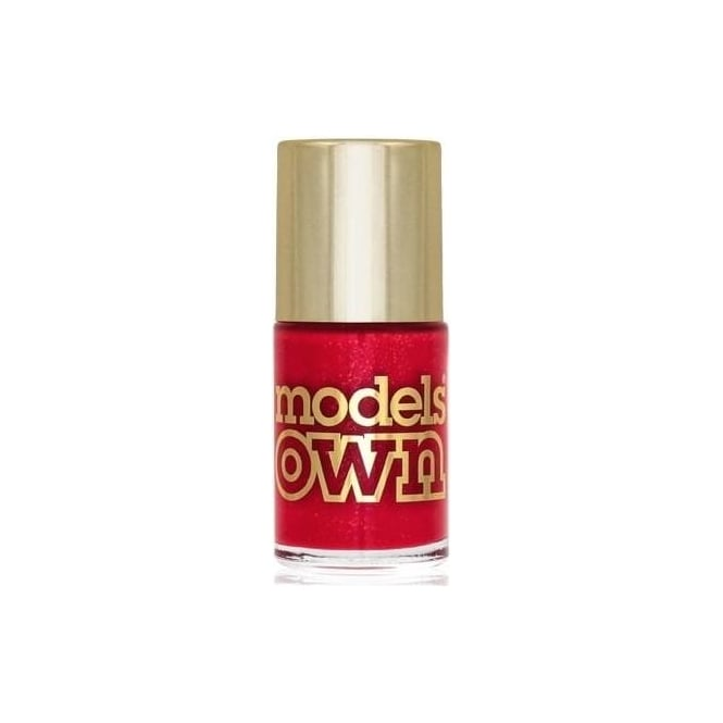 Models Own Diamond Luxe Nail Polish Collection 2014 - Carat Coral 14ml