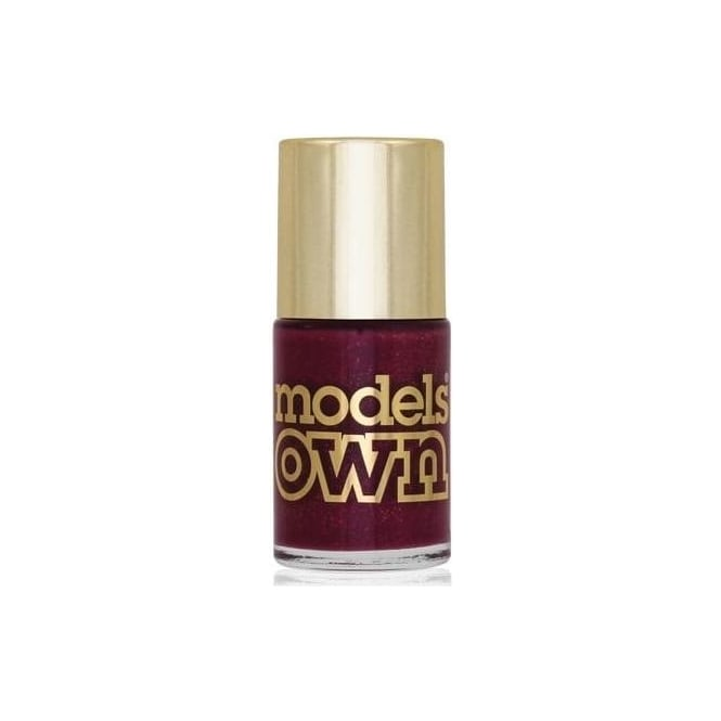 Models Own Diamond Luxe Nail Polish Collection 2014 - Marquise Maroon 14ml