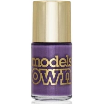 Diamond Luxe Nail Polish Collection 2014 - Pear Purple 14ml