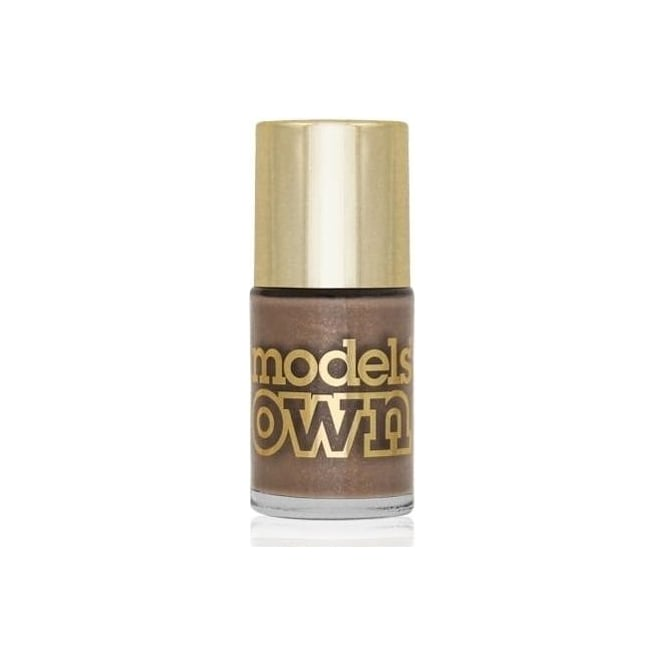 Models Own Diamond Luxe Nail Polish Collection 2014 - Trillion Taupe 14ml
